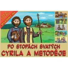 Po stopách Cyrila a Metoděje (desková hra)